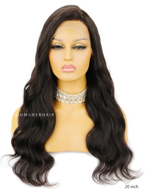 Knotless Scalp Silk Base 360 Lace Wig Loose Wave [TLW02]