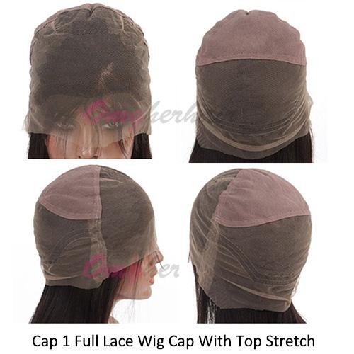 CAP1 FULL LACE WIG CAP